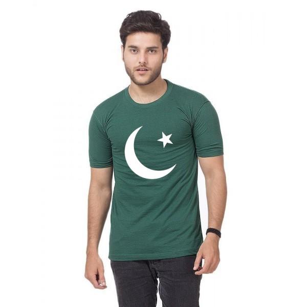 Pakistan Printed Cotton T shirt For Men