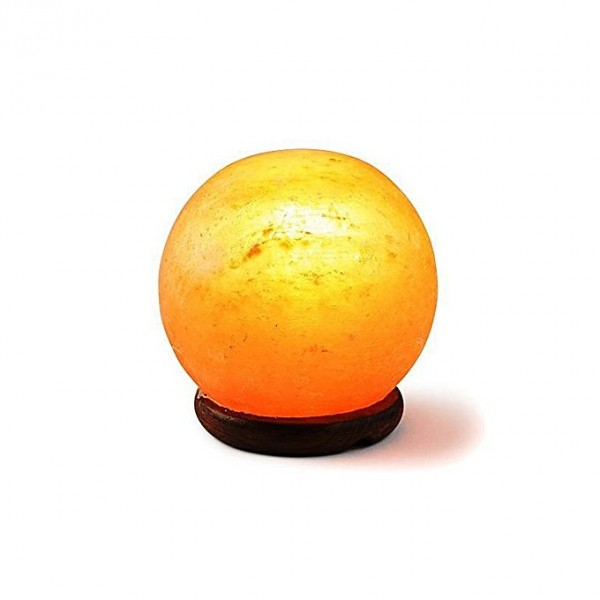 Natural Himalayan Salt Lamp Fire Ball For Home Decoration And Natural Benefits