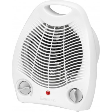 Electric Fan Heater with two speeds