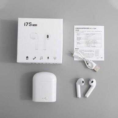 i7s TWS True wireless stereo Airpods