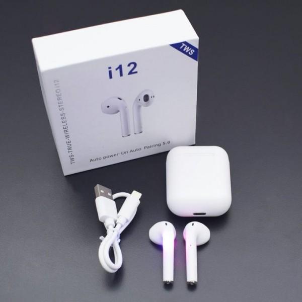 TWS True wireless stereo i12Airpods