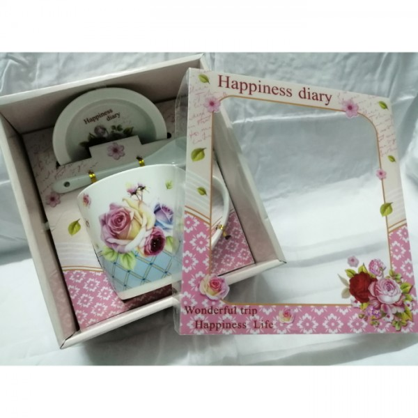 Beautiful Mug Set for Gifts - 002