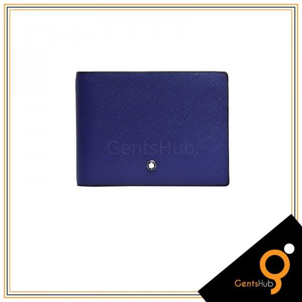 Blue Wallet For Men