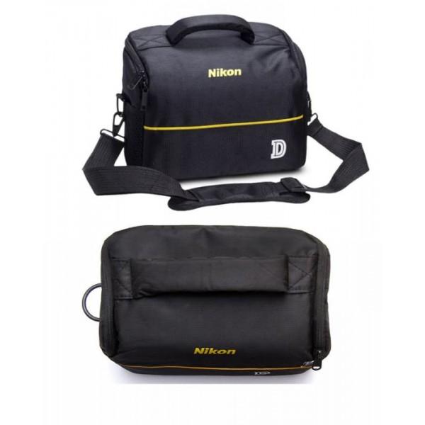 Bag Nikon DSLR Camera Medium Size D