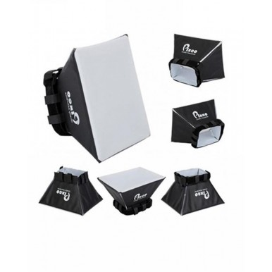 Flash Diffuser Foldable Softbox