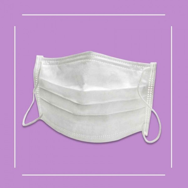 Surgical Face Mask - Pack of 5
