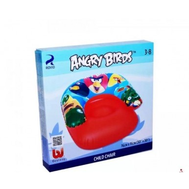 Angry Bird Child's Chair