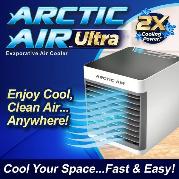 Portable Arctic Air Ultra Cooler