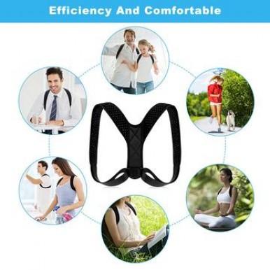 Belt For Back Support- Posture corrector