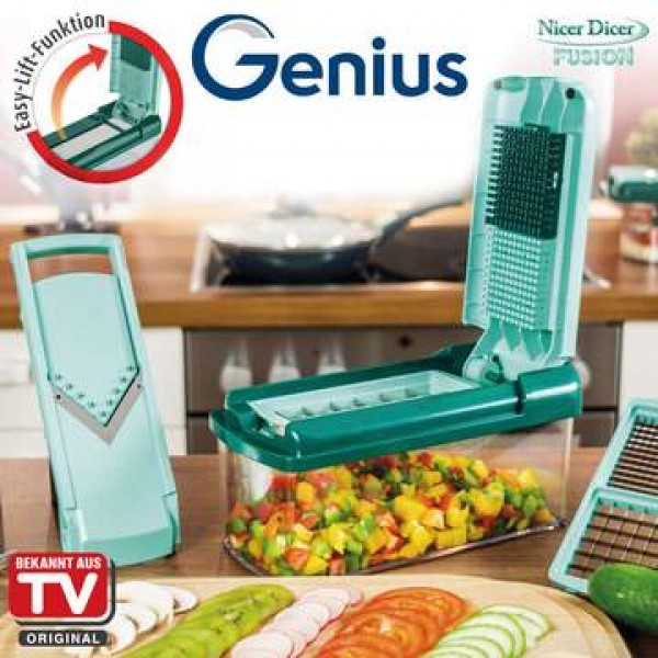 Fruits and Vegetables Cutter Multi-purpose use [German Quality]