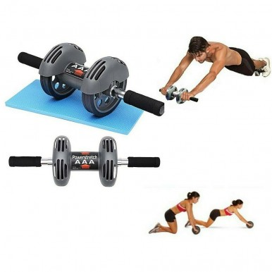 Power Stretch Roller-Exercise Fitness Slim Body Roller