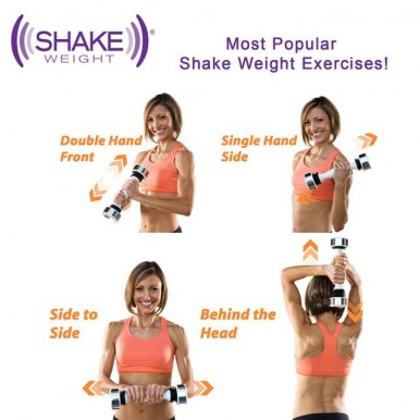 Shake Weight Dumbell For Men And Women