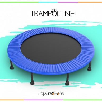 Fitness Trampoline - Mini Trampoline