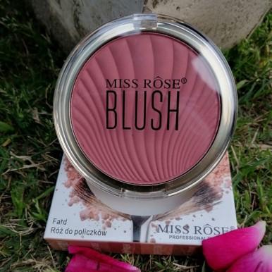 Miss Rose Single Color Powder Blush On
