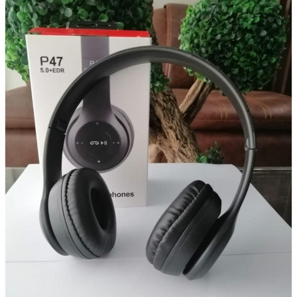 P47 Wireless Foldable Headphones 5.0 plus EDR