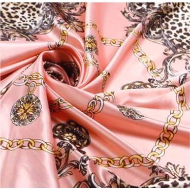 MultiPurpose Silk Feel Scarf Hijab Stole