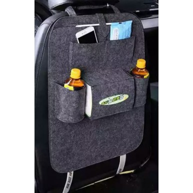 VORCOOL Branded Car Back Seat Storage Bag Car Seat Cover Organizer