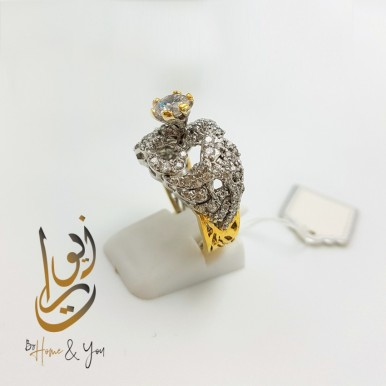 Hand-crafted pure 925 Sterling Silver  Ring  For Women