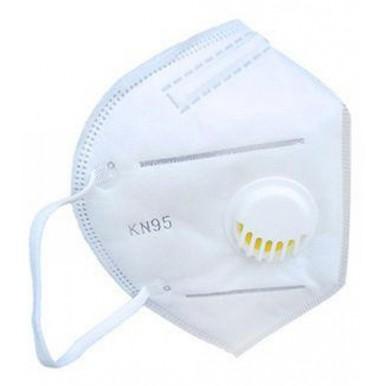 KN 95 Mask With Respirator