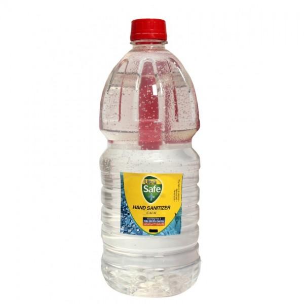 Ultra Safe Hand Sanitizer 3 Litre