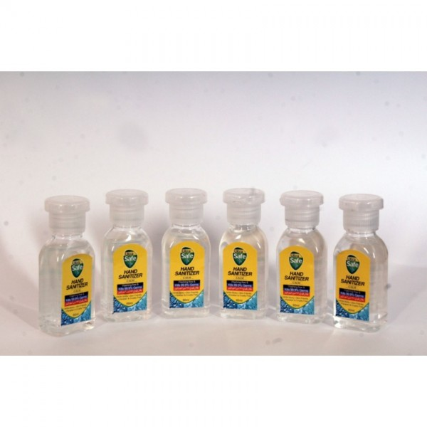 Ultra Safe Hand Sanitizer 60ml Pack of 6