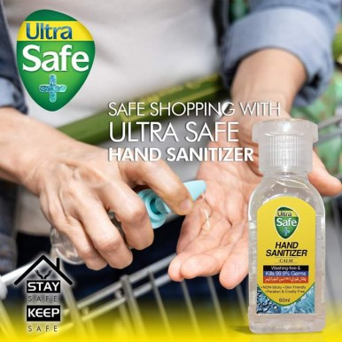 Ultra Safe Hand Sanitizer 3 Litre Pack Of 2