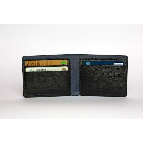 Vintage Style Leather Wallet | For Men