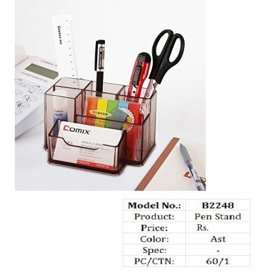 Multi functional Pen Stand