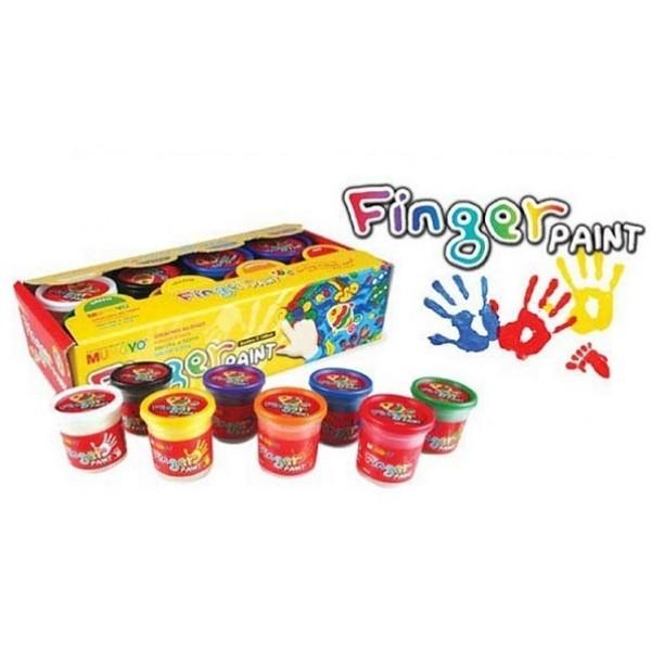 FInger Paints for KIds