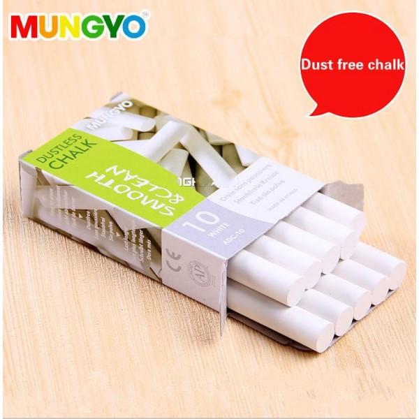 Pack of 5 White Chalk box