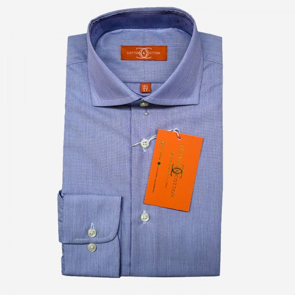 Cotton and Cotton Formal Shirt For Men