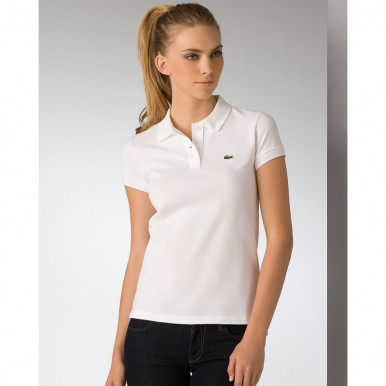 Polo Shirt in white color