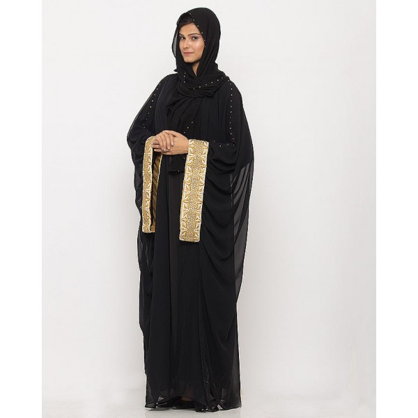 Alifia Nada Fabric Abaya For Women AIP-001