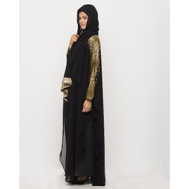 Alifia Nada Fabric Abaya For Women AIP-004