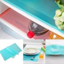 4 pcs Waterproof Fridge Mat Pad IR-Ak