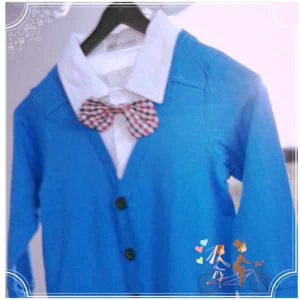 Classy wear for your lil man Stylish boys Shirt with Bow
