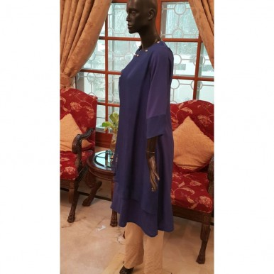Irum Fawwad Classics Partywear Dress Fabric Chiffon P3