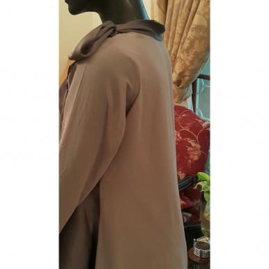 Irum Fawwad Classics Partywear Dress Fabric chiffon P1