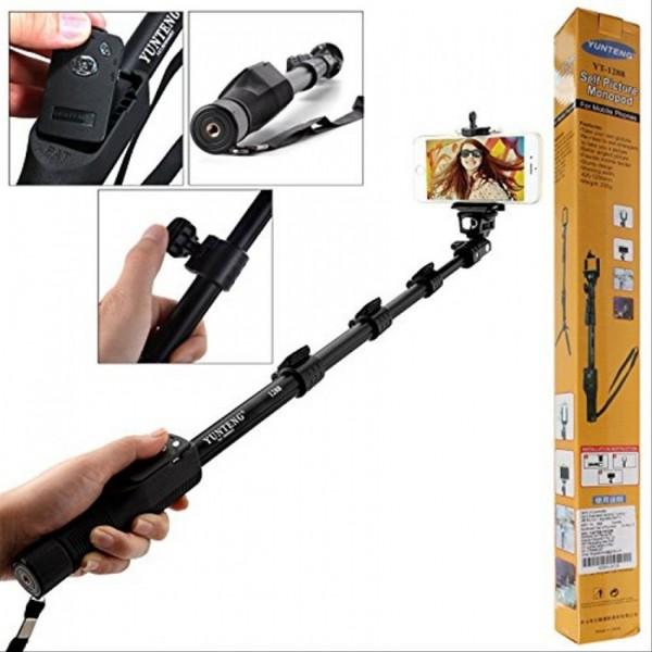 Yunteng YT-1288 Selfie Stick Monopod