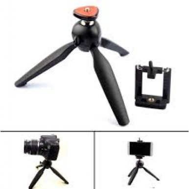 YUNTENG YT-228 - MINI TRIPOD FOR MOBILE PHONES and CAMERAS