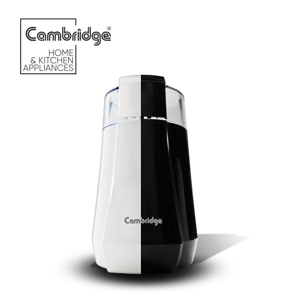 Cambridge Coffee and Spice Grinder CG 501 MK2 - White