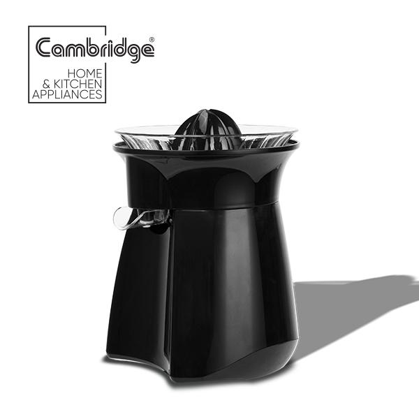 Cambridge CJ 2726 - Citrus Juicer in Black Colour