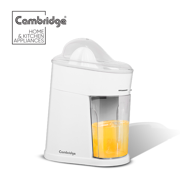 Cambridge CJ 273 - Citrus Juicer - White
