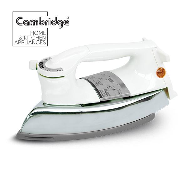 Cambridge Official DI 332 - Iron - Grey White