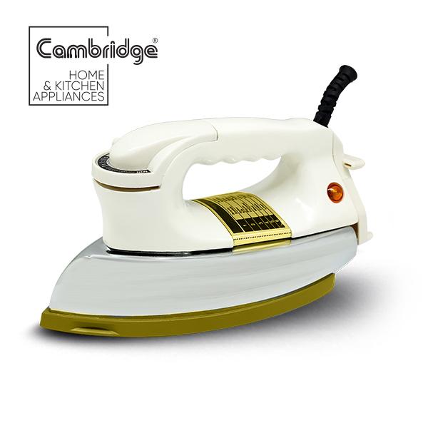 Cambridge Official DI 432 - Iron - Golden White