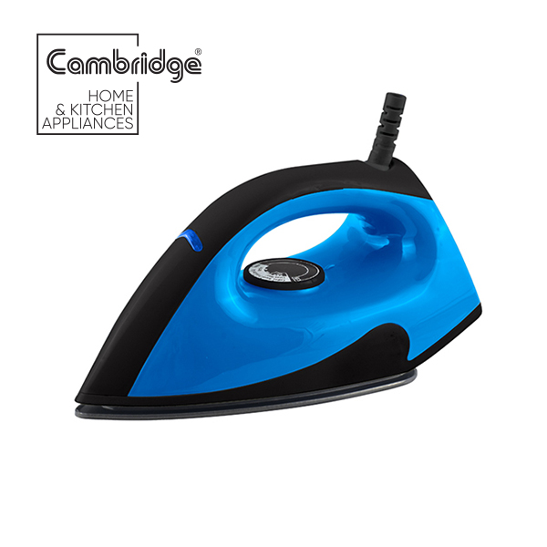 (DI7936) Dry Iron 600W Blue And Black Colour