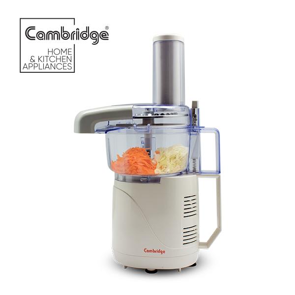 Cambridge FC616 - Food Processor - White