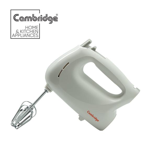 Cambridge HM03 - Hand Mixer - White