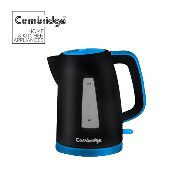 Cambridge Official Electric Kettle - JK 9381 - Black