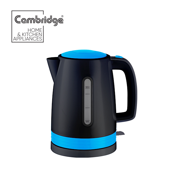 Cambridge Official Electric Kettle - JK 9391 - Black